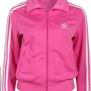 Vintage Adidas Original Pink Jacket